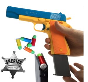 many parents do not allow their children to play with toy guns With the holiday season upon us, some parents are wondering whether toy guns should be allowed on their kids' christmas wish lists sure, many of us grew up playing.